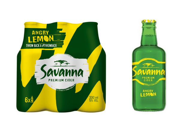 Savanna Dry Angry Lemon
