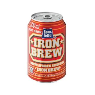 Sparletta Iron Brew 330ml Cans