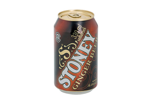 Stoney Ginger Beer 330ml Cans