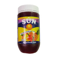 Sun Jam Mixed Fruit 500g