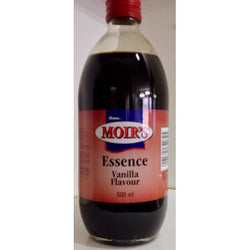 Moirs Vanilla Essence 500ml
