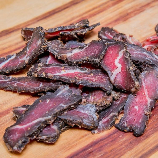 Biltong Barbecue Beef