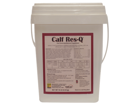 Calf Res-Q® Rehydration Supplement