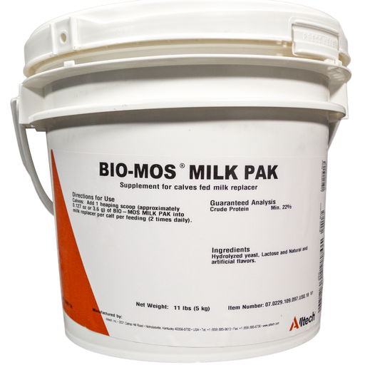 Bio-Mos® Milk Pak - Dairy Calf Gut Health and Stability Supplement