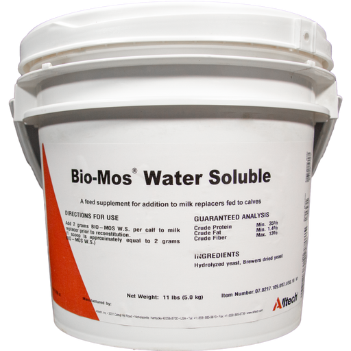 Bio-Mos® Water Soluble - Dairy Calf Gut Integrity and Performance Supplement