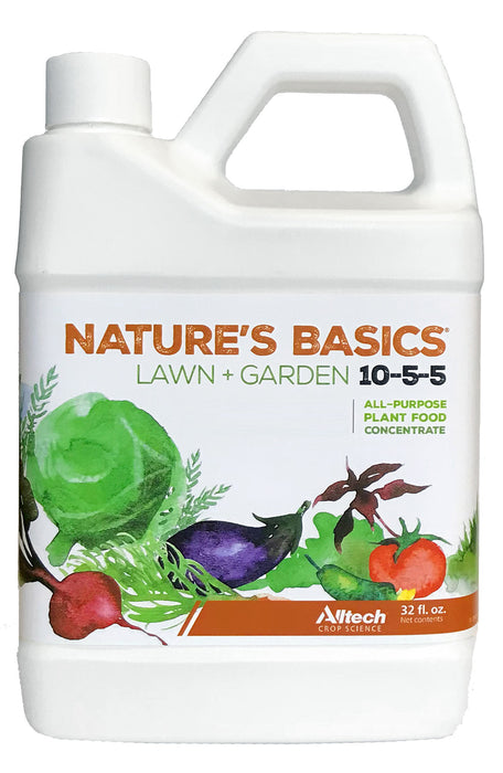 Nature's Basics® Lawn + Garden Plant Food - 2 Pack