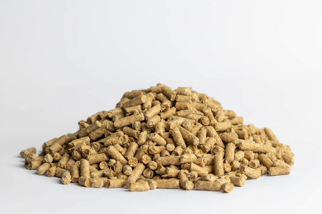 Palatable pellets promote consumption