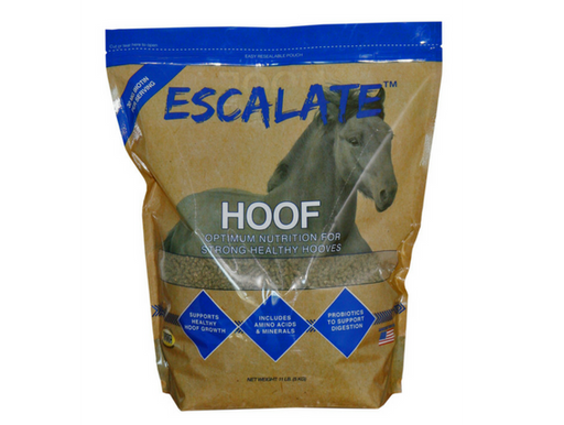 Escalate™ Hoof - Pelleted Equine Supplement