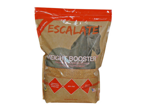 Escalate™ Weight Booster® Equine Supplement