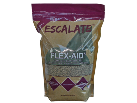 Escalate™ Flex-Aid® Equine Joint Supplement