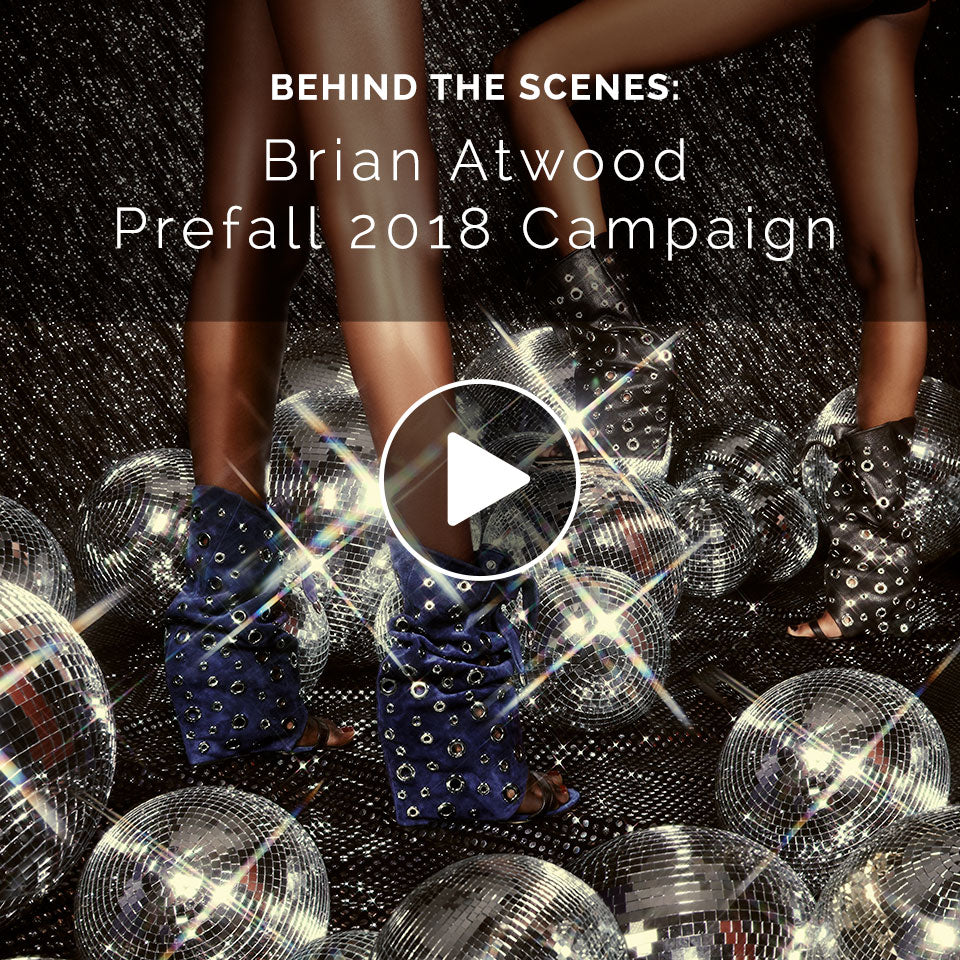 Brian Atwood Prefall 2018 Campaign
