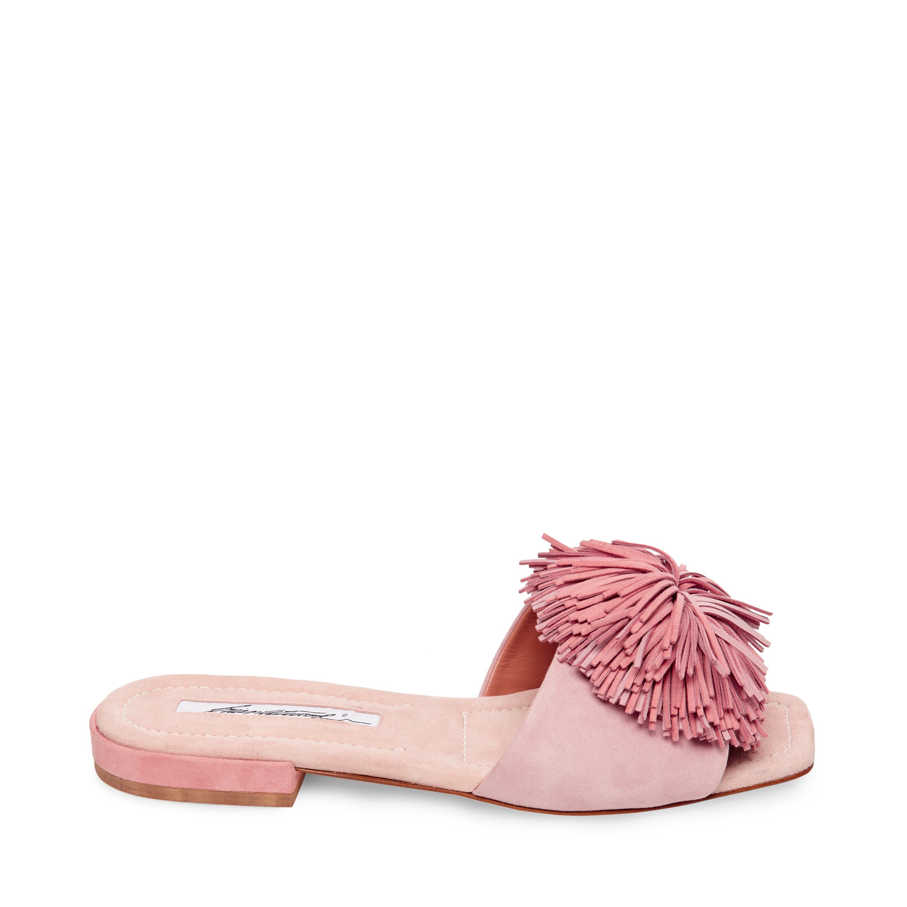 NEW PINK KIDSUEDE