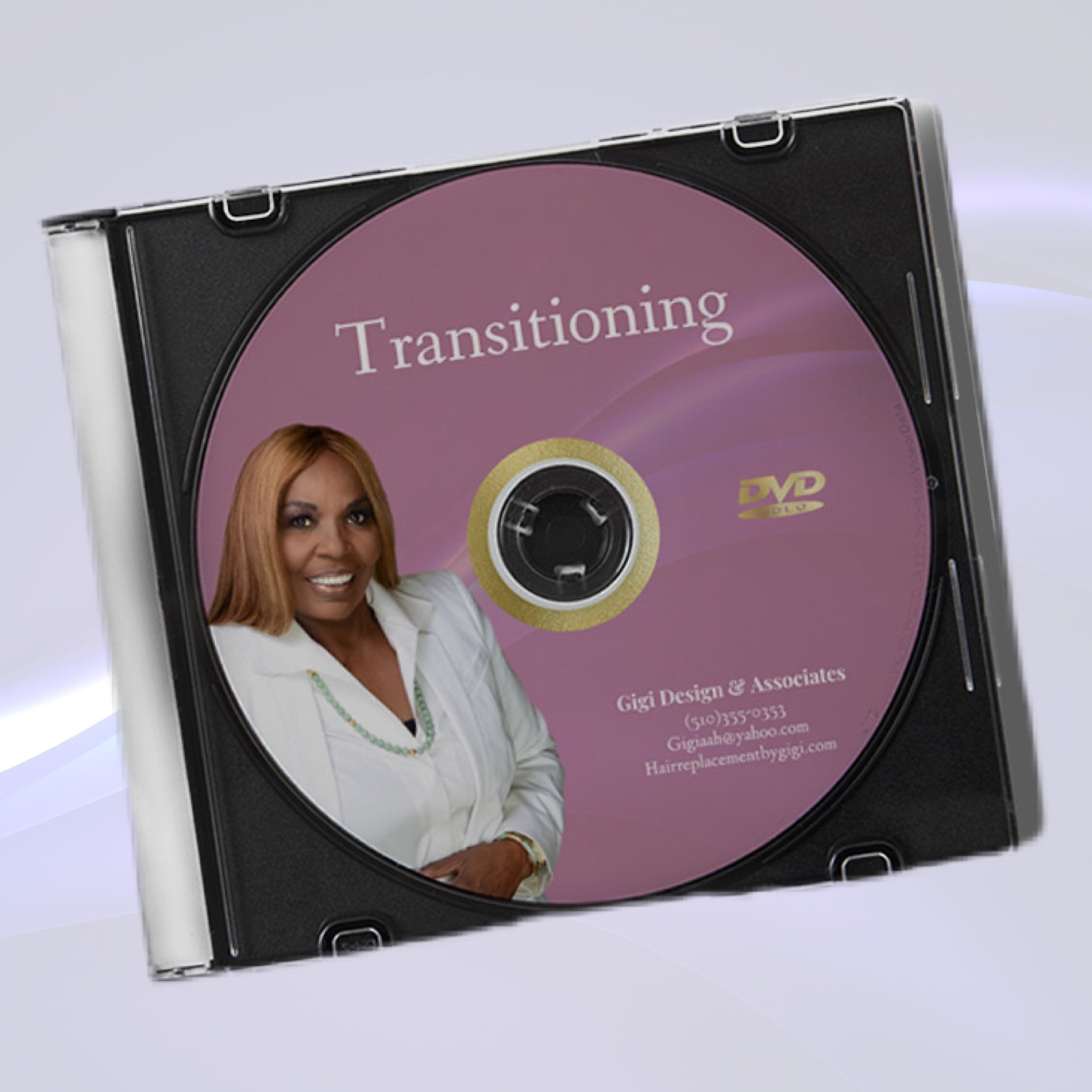 Transitioning From Hair Weaves To Hair Replacement (DVD)