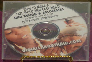 Tape Mold and Cast Mold (DVD)