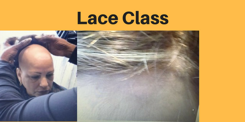 All About Lace Class