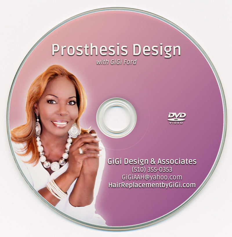 The New Prosthesis Design (DVD)