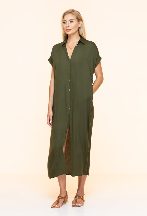 Delphina Shirtdress