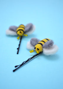 Wee Bee Hair Slides