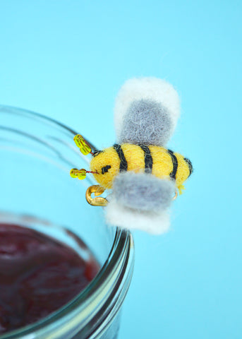 Wee Bee Brooch