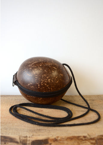 Coconut Shell Festival Bag