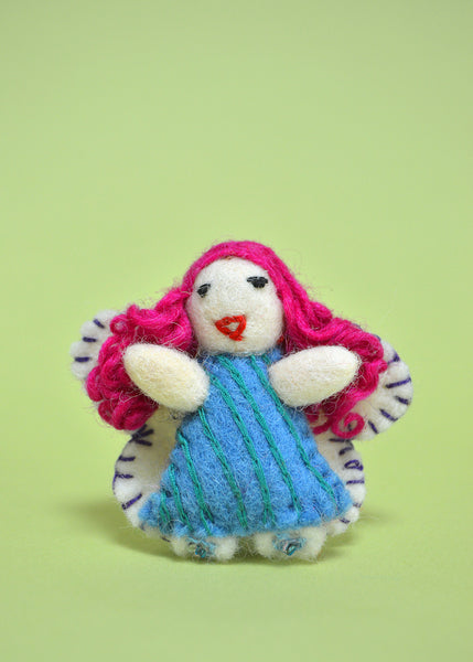 Fairy Felt Brooch
