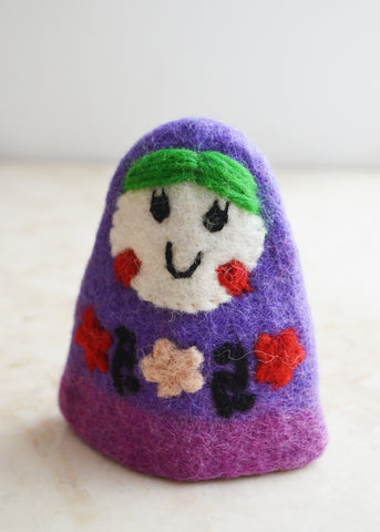Russian Doll Egg Cosy