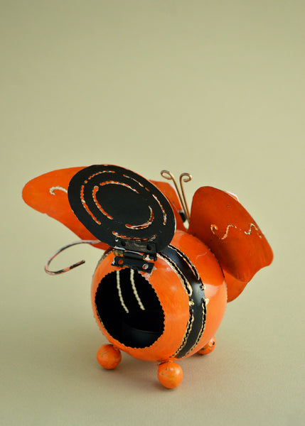 Hanging Bee Tealight Holder