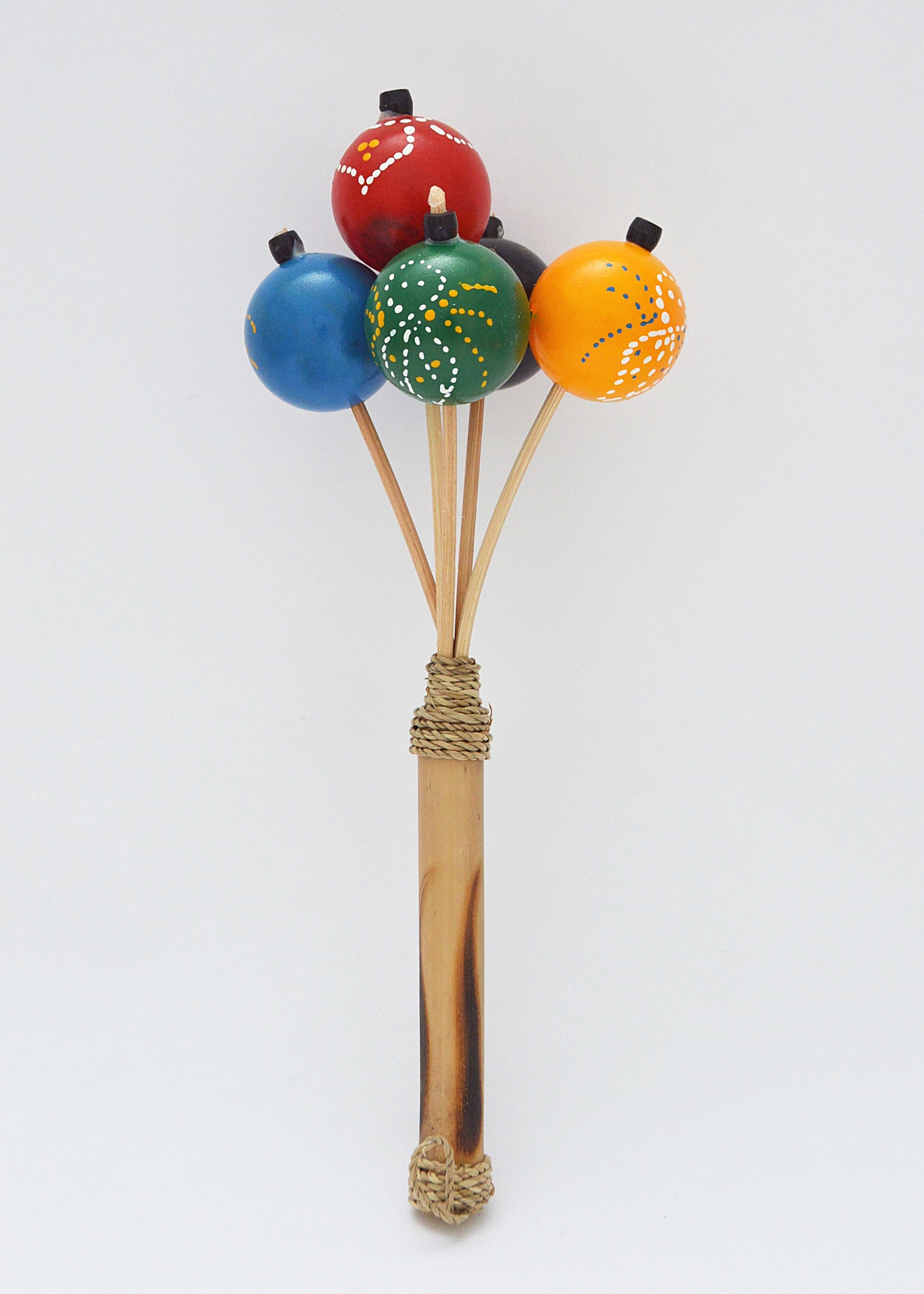 Colourful Multi Maraca