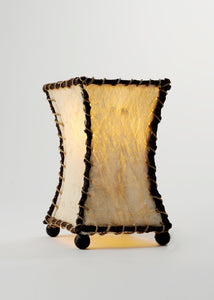 Small Natural Lamp