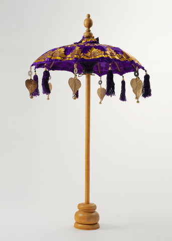 Mini Purple Parasol