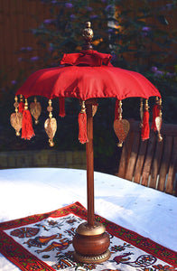 Mini Red Parasol
