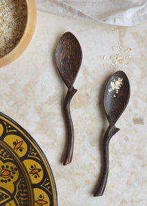 Coconut Palm Wood Spoon