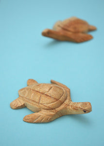 Small Wooden Turtle
