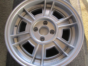 Sportiva Wheels, CD 66 replica, silver 15x7