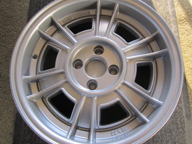 Sportiva Wheels, CD 66 replica, silver