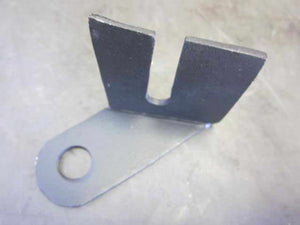 Bumper Bracket, Outer left 73-74 Spider