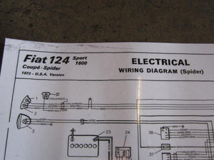 1973 Spider Wiring Diagram, 24