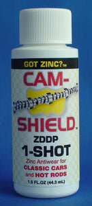 CamShield ZDDP Oil Additive