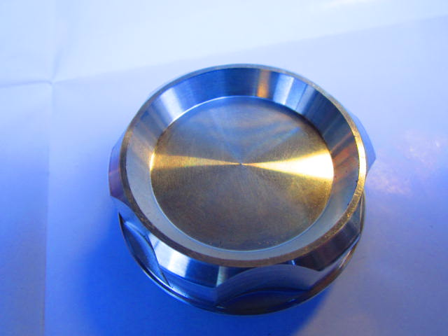 Fiat Spider and 131 Billet Aluminium Oil Cap