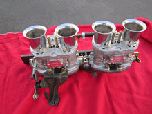 Lancia Scorpion Dual Carburetors and Intake Manifold