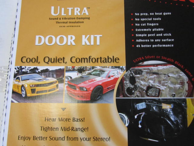 Hushmat Door Kit