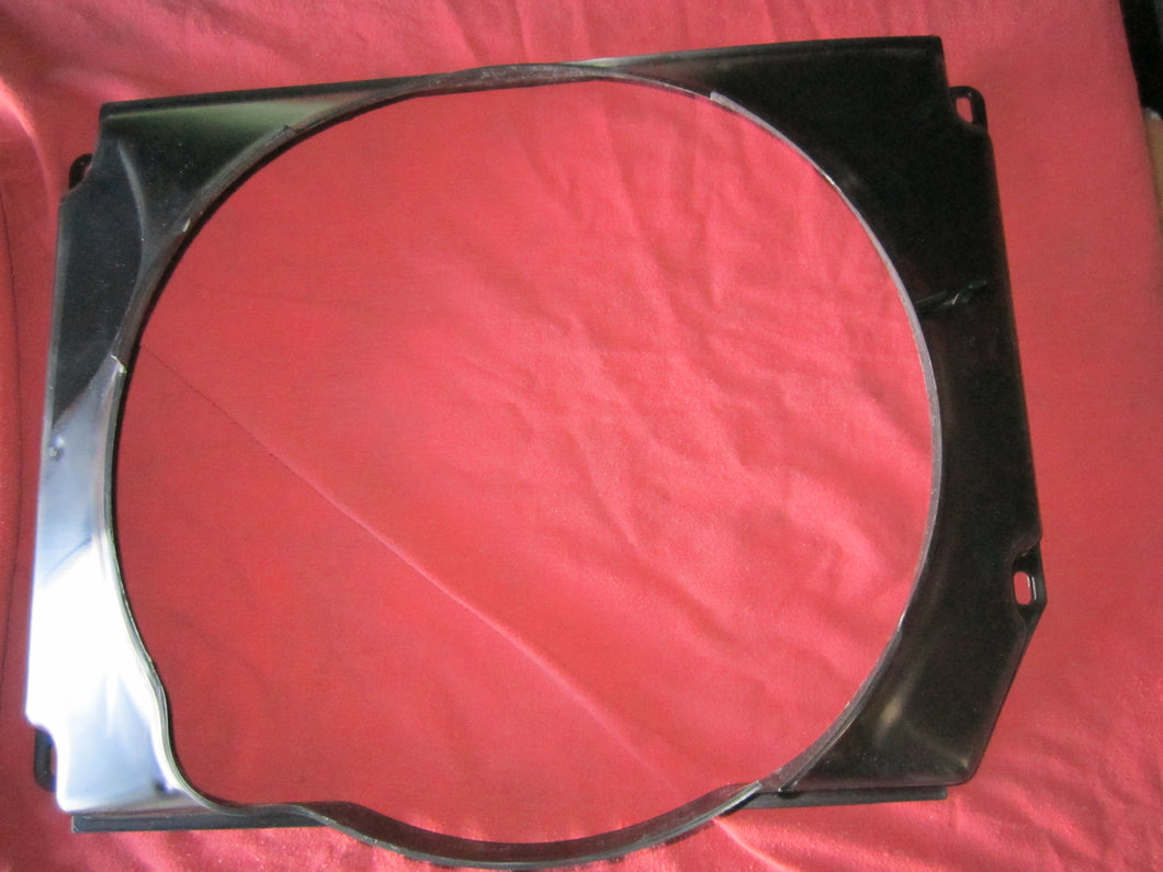 Alfa Spider Fan Shroud