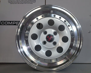 Senna Wheels, set of 4 15x7