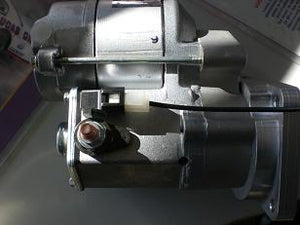 Fiat/Bertone 1300 Gear Reduction Starters