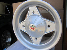 "12"" Alloy Wheels for the original Fiat 500"