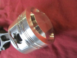 1800, 2L Forged High Compression Piston Set