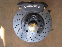 FIAT 131 BIG BRAKE KIT-WILWOOD CALIPERS, DL 10 DISC PADS