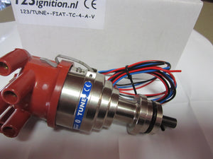 123 Ignition Distributor, Spider, 131 Programmable