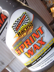 Champion Racing Sprint Wax