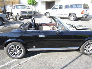 Auto Power Roll Bar, 1969-1985 Spider